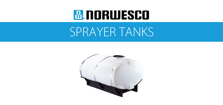 Norwesco Sprayer Tanks