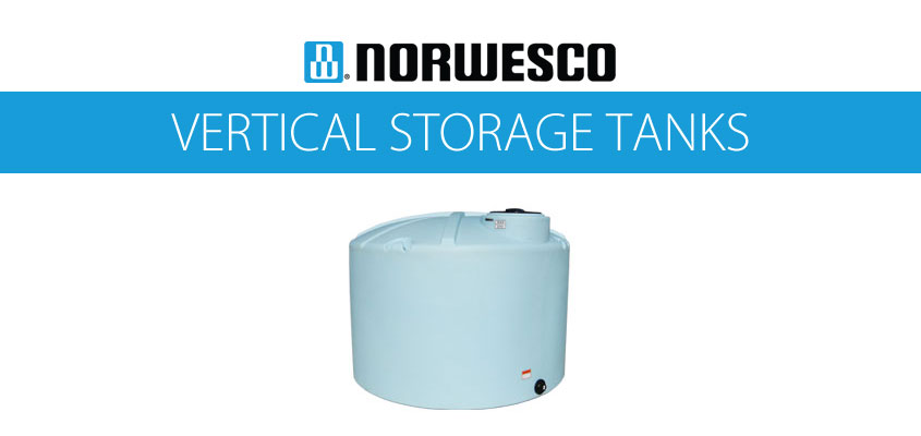 Norwesco Vertical Storage Tanks