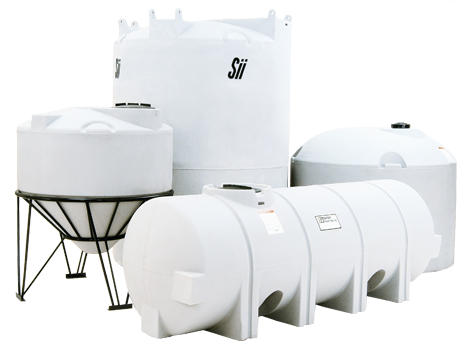 Snyder Single Wall Polyethylene Tanks