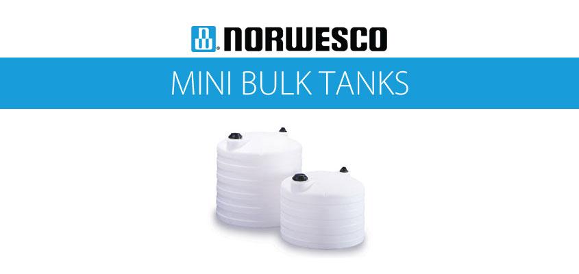 Norwesco Mini Bulk Tanks