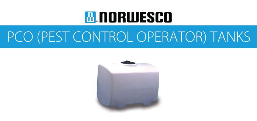 Norwesco PCO (Pest Control Operator) Tanks