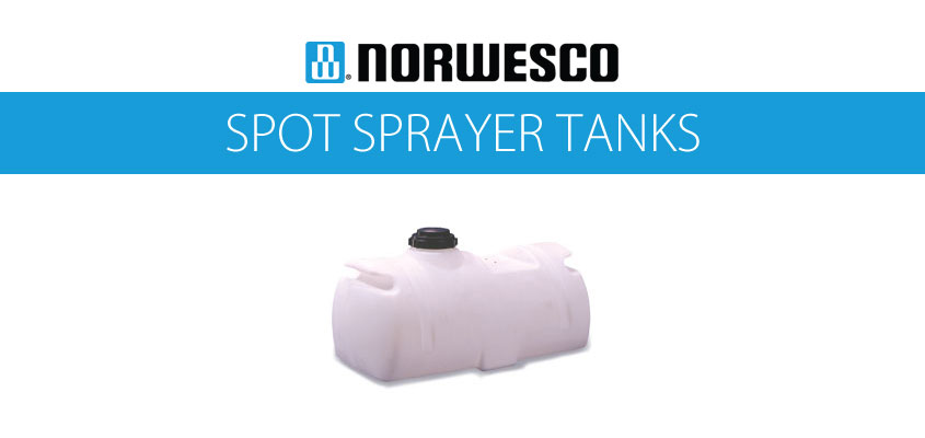 Norwesco Spot Sprayer Tanks