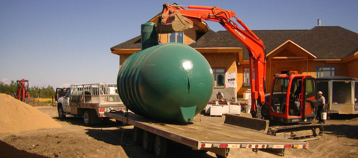 Horizon Fiberglass Tanks