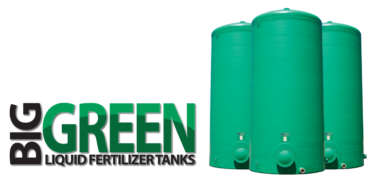 Big Green Tanks
