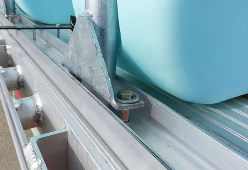 Twin Maxx Mounting Rail