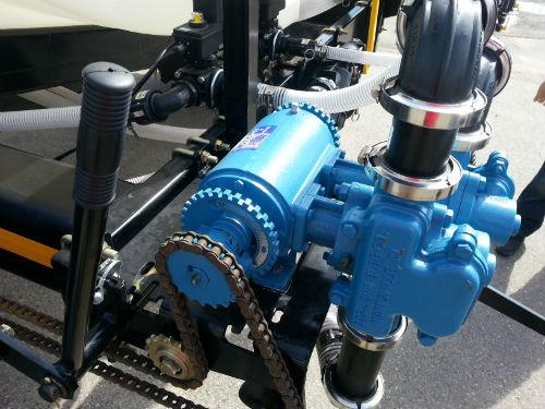 Bandit Liquid Fertilizer Wagon Pump
