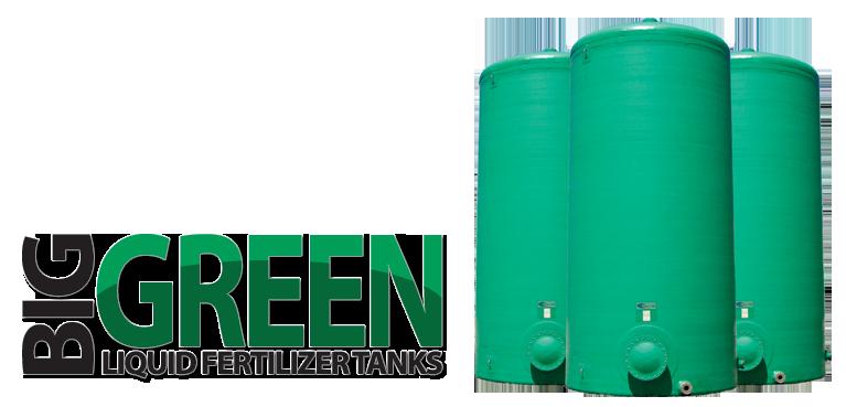 Big Green Tanks